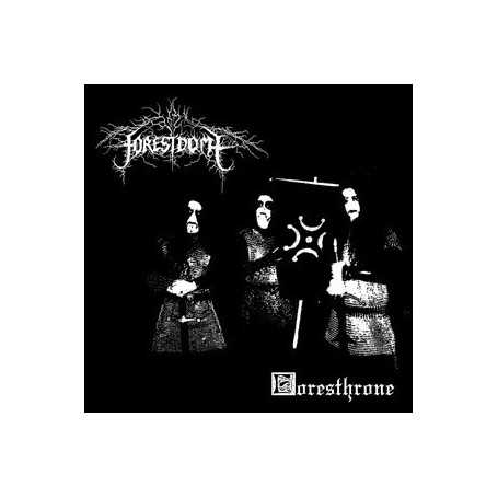FORESTDOME - Foresthrone . CD