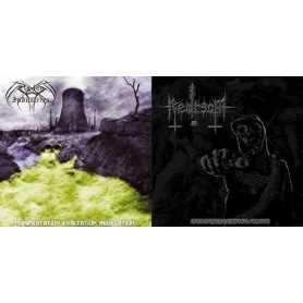 REDREOM / STYXIAN INDUSTRIES - Der Befehl lautet: Toete / Manifestation-Exaltation-Revelation . CD