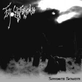 FROZEN DARKNESS - Suprematie Sataniste . CD