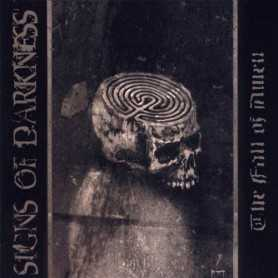 SIGNS OF DARKNESS - The Fall Of Amen . CD