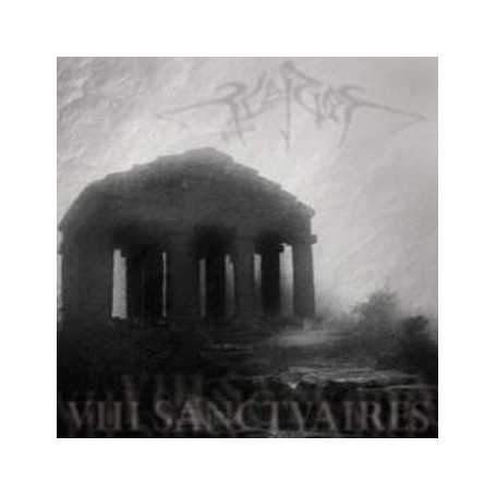 ALERION - VIII Sanctuaires . CD