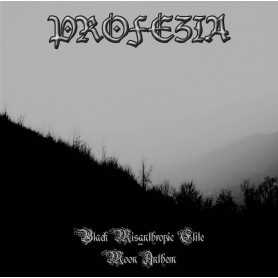 PROFEZIA - Black Misanthropic Elite . CD