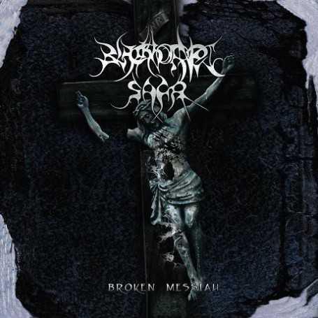 BLACKHORNED SAGA - Broken Messiah . CD