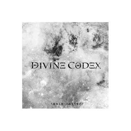DIVINE CODEX - Ante Matter . CD