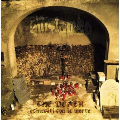 OLTRETOMBA - The Death : Schierati con la Morte . CD