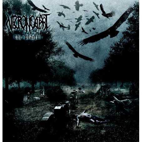 NECRONOCLAST - The Plague . CD