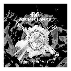 V/A - MG Satanic Legion Compilation vol I . CD