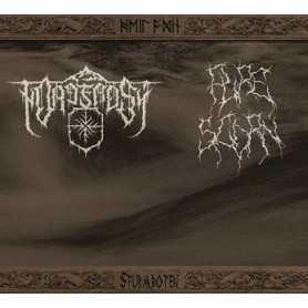 NORDFROST / PURE SCORN - Sturmboten . CD