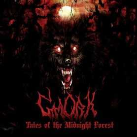 GMORK - Tales Of The Midnight Forest . CD