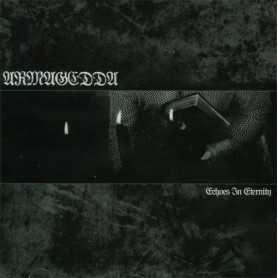 ARMAGEDDA - Echoes in Eternity . CD