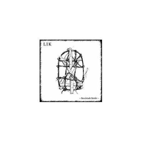 LIK - Besfartade Strofer . CD