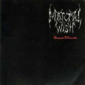 MORTAL WISH - Abracando A Escuridao . CD