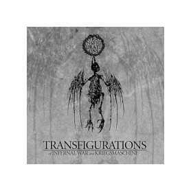 INFERNAL WAR / KRIEGSMASCHINE - Transfigurations . CD