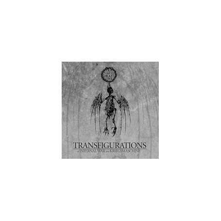 INFERNAL WAR / KRIEGSMASCHINE - Transfigurations . CD