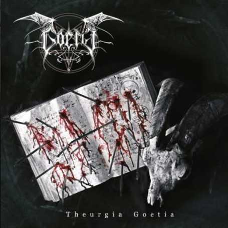GOETIA - Theurgia Goetia . CD