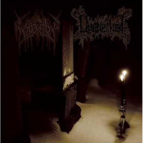 WACHT / DUNKELHEIT - Split S/T . CD