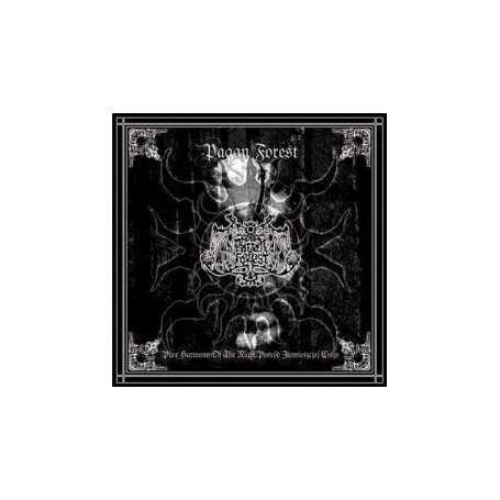 PAGAN FOREST - Pure Harmony of the Night / Posrsd Zlowieszczej Ciszy . CD