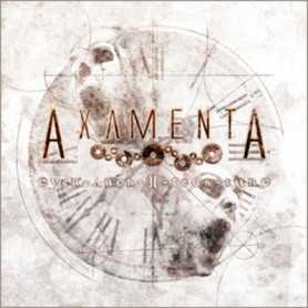 AXAMENTA - Ever-Arch-I-Tech-Ture . CD
