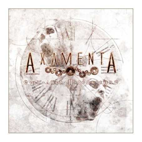 AXAMENTA - Ever-Arch-I-Tech-Ture . CD