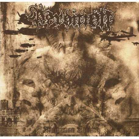 PERDITION - Antihuman Divinity . CD