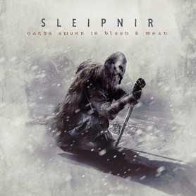 SLEIPNIR - Oaths Sworn in Blood and Mead . CD