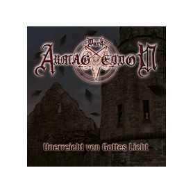 DARK ARMAGEDDON - Unerreicht von Gottes Licht . CD