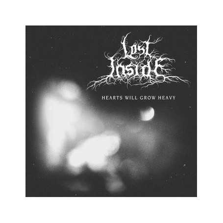 LOST INSIDE - Hearts Will Grow Heavy . CD