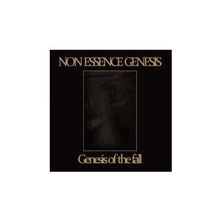 NON ESSENCE GENESIS - Genesis of the Fall . CD