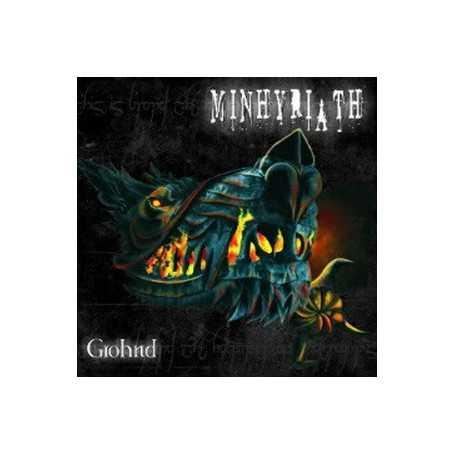 MINHYRIATH - Grohnd . CD