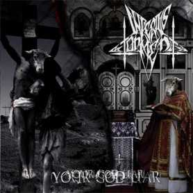 INFERIUS TORMENT - Your God Liar . CD