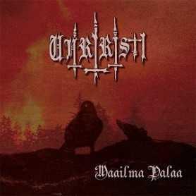 UHRIRISTI - Maailma Palaa . CD