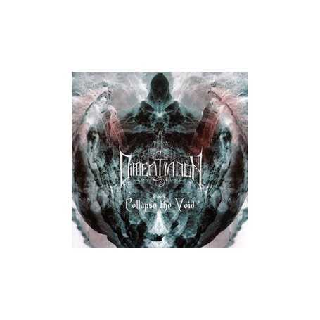 DIMENTIANON - Collapse the Void . CD