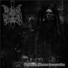HATS BARN - Primitive Humans Desecration . CD