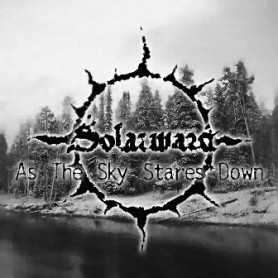 SOLARWARD - As the Sky Stares Down . CD