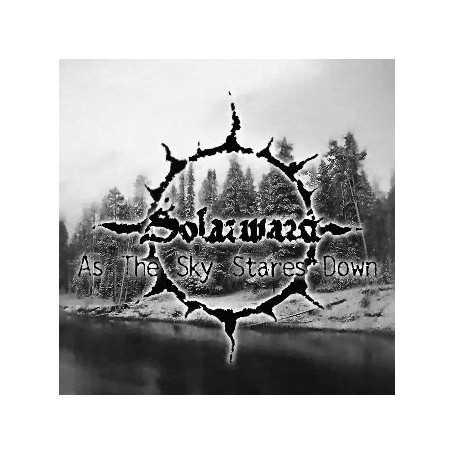 SOLARWARD - As the Sky Stares Down . CD