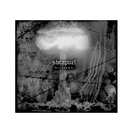 SHRAPNEL - Hecatomb . CD