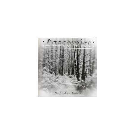 LASCOWIEC - Unbroken Spirit . CD