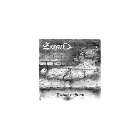 SHROUD - Chamber of Suicide . CD