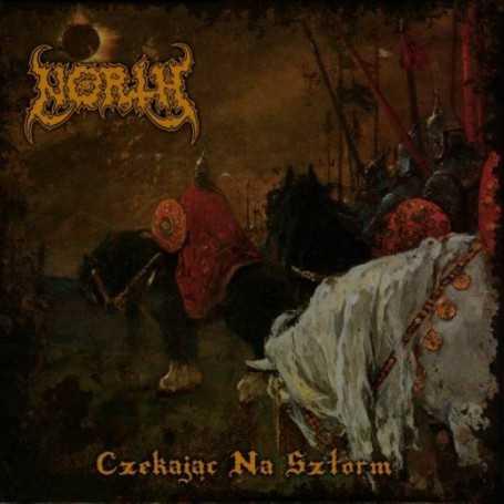 NORTH - Czekajac Na Sztorm . CD