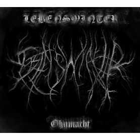 LEBENSWINTER - Ohnmacht . CD