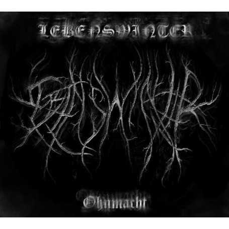 LEBENSWINTER - Ohnmacht . CD