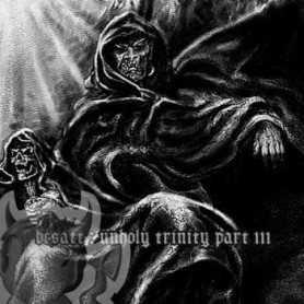 BESATT - Unholy Trinity part III Unson . CD