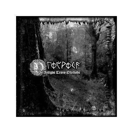 BRIARGH - Vn Antigvo Trono Olvidado . CD