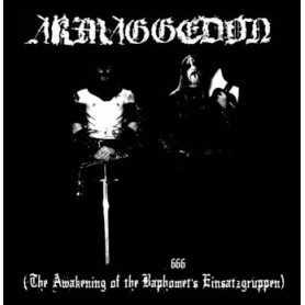 ARMAGGEDON - S.H. 666 (The Awakening of the Baphomet's Einsatzgruppen) . CD