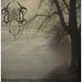 ASTAROT - Raw Sensation of Nostalgia and Nihilistic . CD