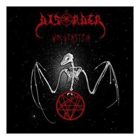 DISORDER - Wolvenstein . CD