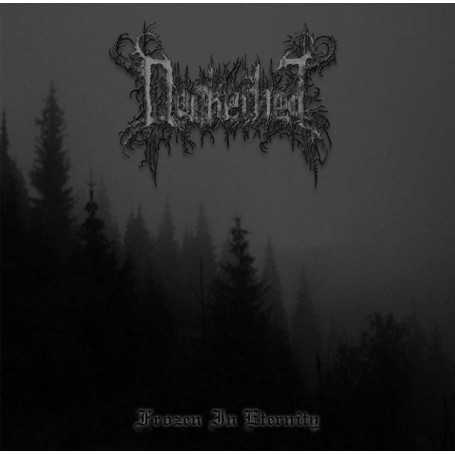 DUNKELHEIT - Frozen in Eternity . CD