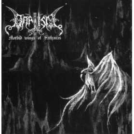 BAPTISM - Morbid Wings of Sathanas . CD