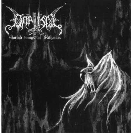 BAPTISM - Morbid Wings of Sathanas . CD