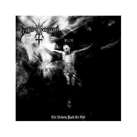 BURNING BETHLEHEM - The Unholy Path to Hell . CD